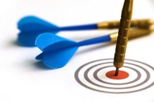 goals-dart-bullseye