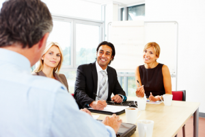 Small Team Meeting - dreamstime_16800543-resized-600